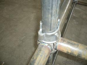 CMAX Galvanized Cuplock Scaffolding System