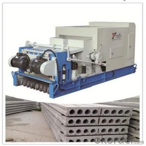 Forming Machine for Prestressed Hollow Core Panels
