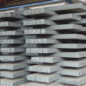 Square Bar, Mild Steel Billet From China Manufacturer