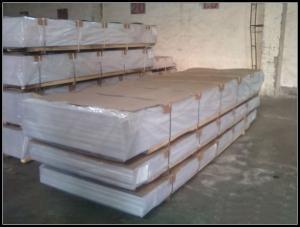 Mill Finish Aluminium Flat Plate 5 Series Alloy for Marine Boat