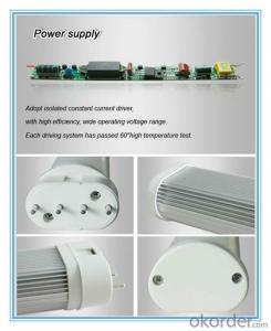 T8 LED Tube High Brightness 9W to 22W 3 Years