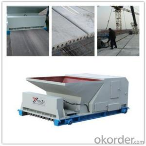 Prefab Concrete Roof Panel House Machine
