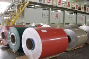 Alloy 1100 PVDF Aluminium Roll for Roofing/Ceiling/Gutter/Decoration