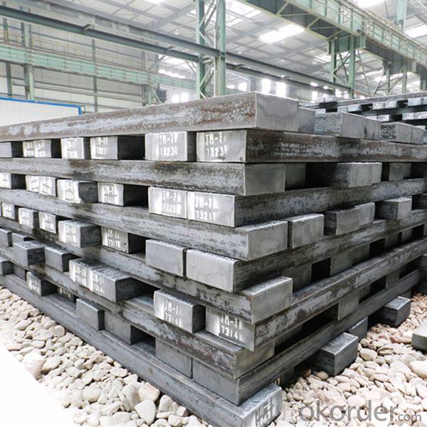 Square Steel Billet, Square Bar, Mild Steel Billet From China Manufacturer