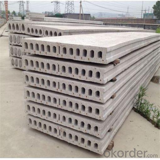 Prefab Concrete Roof Panel House Machine