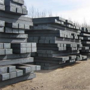 Square Steel Billet, Square Bar, Mild Steel Billet China Supplier
