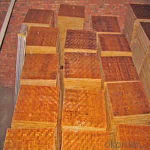 ZNSJ bamboo container flooring China supplier