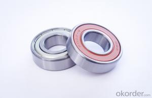 6000ZZ ball bearings for motor,conveyor belt