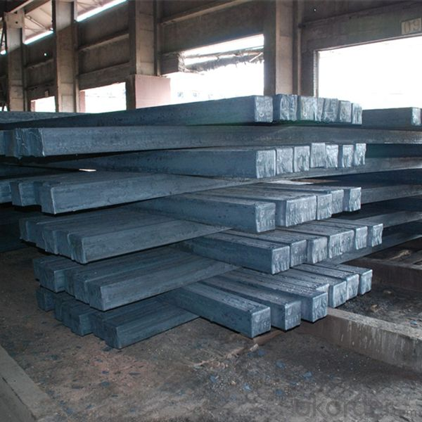 Square Steel Billet, Mild Steel Billet From China Manufacturer