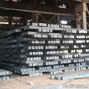 Square Steel Billet, Square Bar, From China Manufacturer