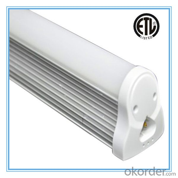 LED Tube Lighting ETL TUV SAA High Lumen Integrated Fixture