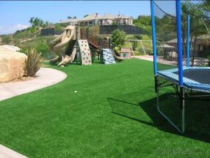 Synthetic Turf Artificial Grass for Playground Flooring