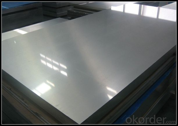 Mill Finish Aluminium Sheet Alloy AA1060 for Curtain Wall