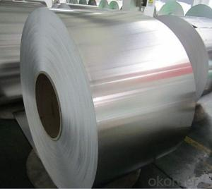 Mill Finish Aluminium Coil for Color Coating