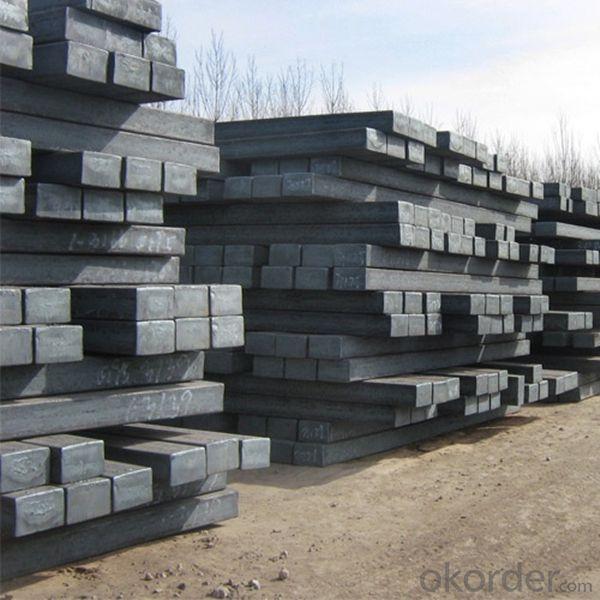 Square Steel Billet, Square Bar, Mild Steel Billet Chinese Supplier