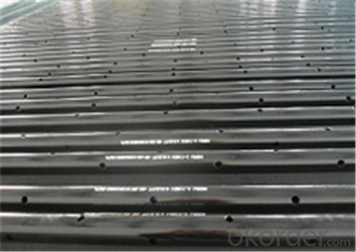 API Standard Perforated Tubing Pup Joint