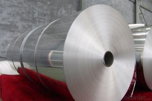 Household Aluminum Foil For Food Wrap 6.5mic 7mic 9mic