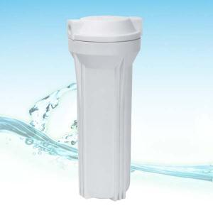 Water purifier with PP white filter bottle