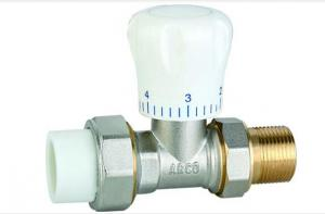 Top Quality PPR ball valve with steel from Chinese factory