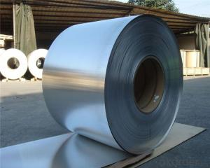 304 Cold Rolled Stainless Steel Coil/ Inox Steel Coil  2B Surface