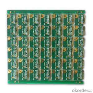 High quality 8 layer gold finger pcb, made in china