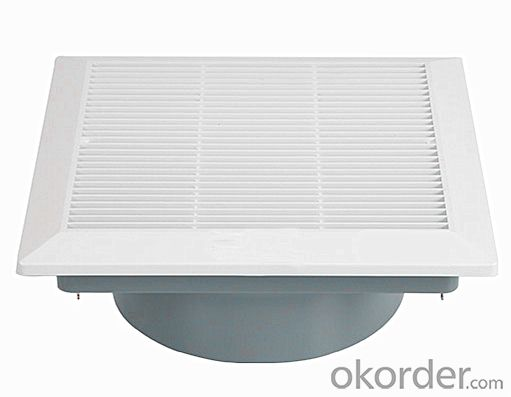 Ceiling straight exhaust suction a top fan KTD-20C/D