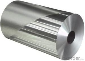 Food Use and Soft Temper Thick Aluminum Foil 1235 8079