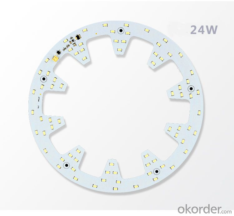 LED ceiling light source 2835 SMD driverless AC directly drive