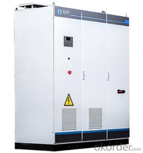 Grid Tied Solar Inverter  BDE-630K