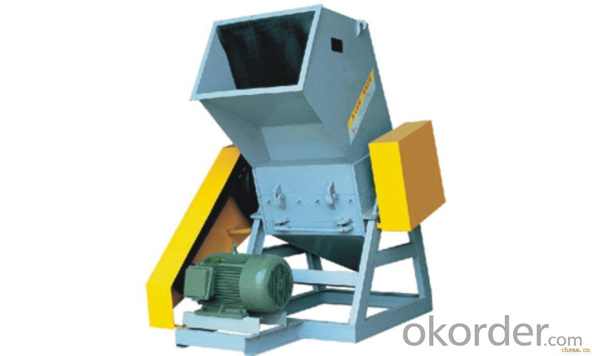 Plastic Pipe Crusher Screenless Crusher Granulator