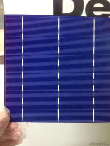 Low Efficiency And Low Power Solar Cells 3BB 17.2%