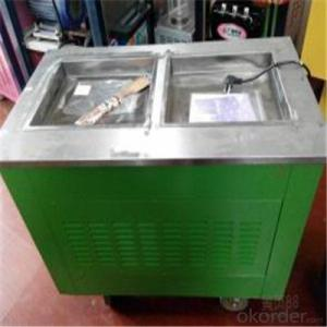 Thailand Fried Ice Cream Machine/Fry Ice Cream Machine/Rollled Ice Cream Machine