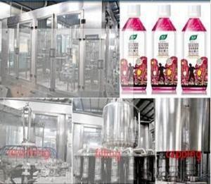 Beverage Production Line  for bottle use
