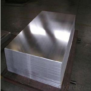 Pessure Vessels Aluminum Plate with Best Price