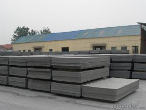 Good High High Quality Black Color Fiber Cement Board
