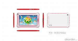 Kids Tablet PC Rockchip RK2926/RK 3026 Compatible