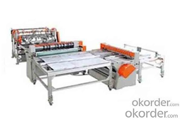 Automatic Duplex Slitter Metal Tinplate Sheet Cutting Machine