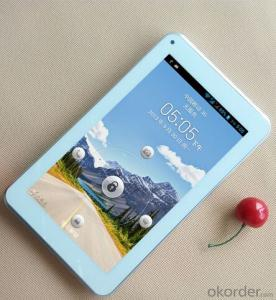 MTK8312  Dual core Cortex-A7, 1.2GHZ Android Tablet PC