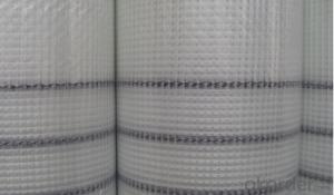 5mm*5mm 145G/M2 Woven Fiberglass Mesh, 3 black lines