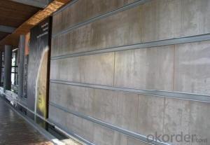 High Quality White Color Fiber Cement Board