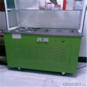 Fried Ice Cream Machine/Fry Ice Cream Machine