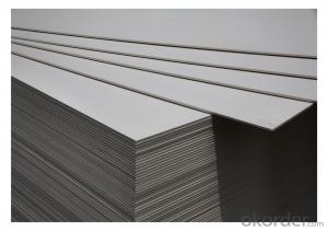Good Hight Quality White Color Fiber Cement Board
