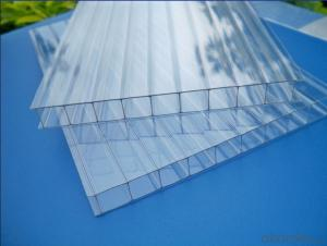 Policarbonate Sunshine Sheet,Honeycomb Sheet