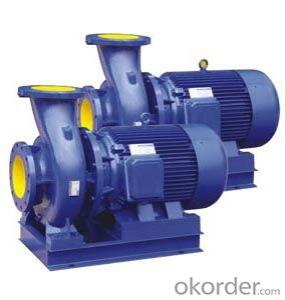 ISW Single Stage Centrifugal Water Pumps