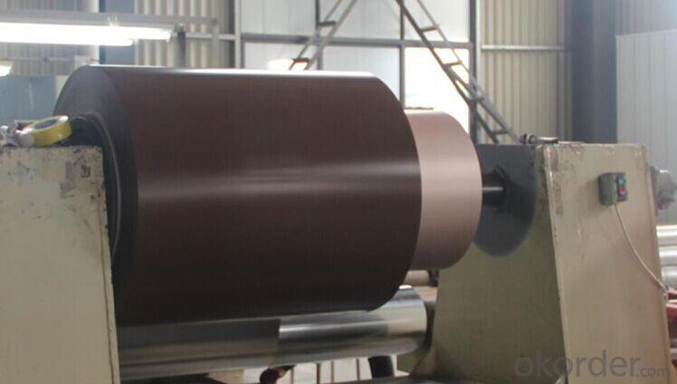 Coating Aluminium Coil for Compesite Panel 1100 H18