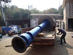 Vertical Turbine Long Shaft Submersible Pump