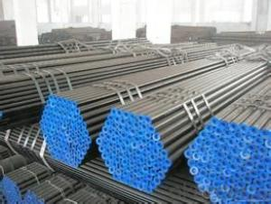 Seamless Carbon And Alloy Steel  pipe for sell