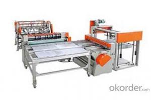 Automatic Duplex Slitter Metal Tinplate Sheet Cutting Machine