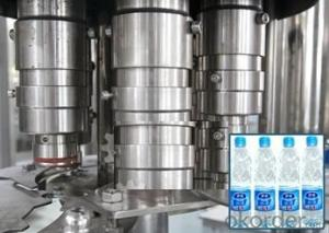 Water Filling Production Line for bottle use
