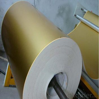 Coated Aluminium Sheet and Coil with Color Coating